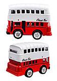 Автобус металлический, MY66-Q2214