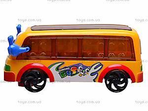 Автобус музыкальный, D00199A, фото