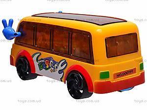 Автобус музыкальный, D00199A, отзывы