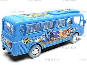 Автобус музыкальный «Rio», XZ015