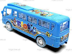Автобус музыкальный «Rio», XZ015, купить