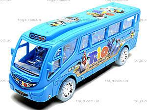Автобус музыкальный «Rio», XZ015, фото