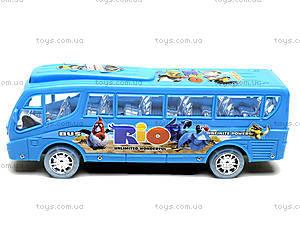 Автобус музыкальный «Rio», XZ015, отзывы