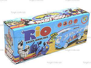 Автобус музыкальный «Rio», XZ015, цена