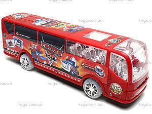 Автобус музыкальный «Тачки», 767-197, купить