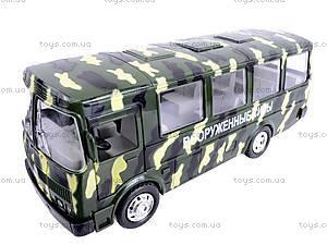 Автобус ПАЗ «Вооруженные силы», 32117, фото