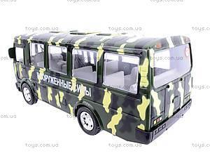 Автобус ПАЗ «Вооруженные силы», 32117, отзывы