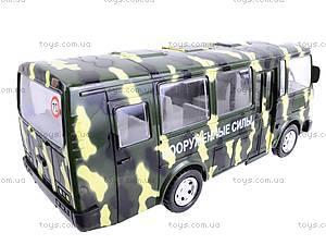 Автобус ПАЗ «Вооруженные силы», 32117, цена