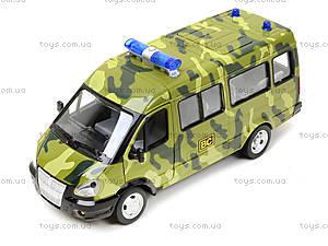 игрушечный военный автобус «Автопарк», 9689-A, купить