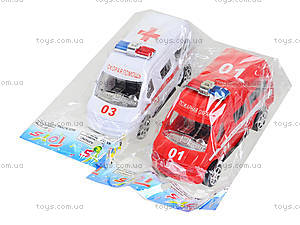 Игрушечный автобус «Пожарная охрана», R366-10, отзывы