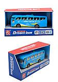 Музыкально-световой игрушечный автобус, RJ6688A, отзывы