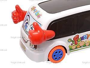 Автобус со звуковыми эффектами, YJ-398A, отзывы