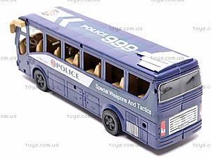 Автобус Swat, 999-066C, отзывы