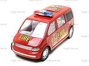 Игрушечный автобус «Спецслужбы», XT88124, фото