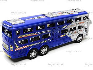 Инерционный автобус для детей «Рейсовый», 426-2, купить