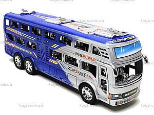 Инерционный автобус для детей «Рейсовый», 426-2, фото