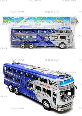 Инерционный автобус для детей «Рейсовый», 426-2