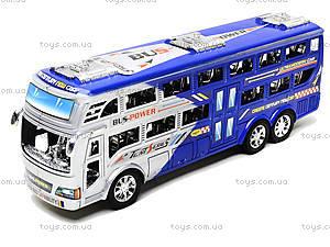 Инерционный автобус для детей «Рейсовый», 426-2, цена