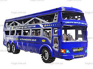 Инерционный автобус для детей, 425-5, купить