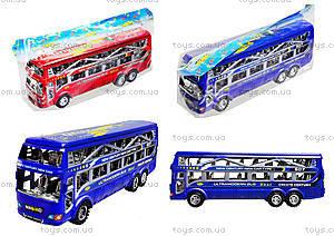 Инерционный автобус для детей, 425-5