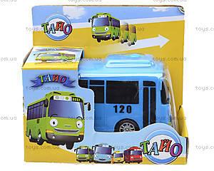 Игрушечный автобус «Приключения Тайо», 30551, купить