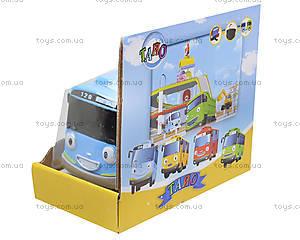 Игрушечный автобус «Приключения Тайо», 30551, фото
