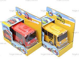 Игрушечный автобус «Приключения Тайо», 30551, отзывы
