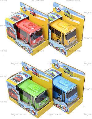 Игрушечный автобус «Приключения Тайо», 30551, игрушки