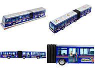 Автобусный инерционный транспорт, 855, отзывы