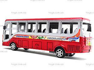 Инерционный игровой автобус Planes, 225, детские игрушки