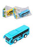 Автобус инерционный пассажирский, BS16-06
