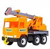 "Автокран ""«Middle truck» (оранжевый), 39313"