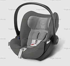 Автокресло для новорожденных Cloud Q Manhattan Grey-mid grey, 516110009
