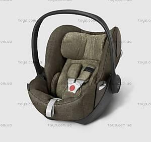 Автокресло для новорожденных Cloud Q PLUS Olive Khaki-khaki, 516110019