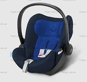 Автокресло для новорожденных Cloud Q Royal Blue-navy blue, 516110007