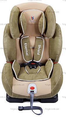 Автокресло Eternal Shield Honey Baby (бежевый/оливковый), ES02-HB42-003, фото