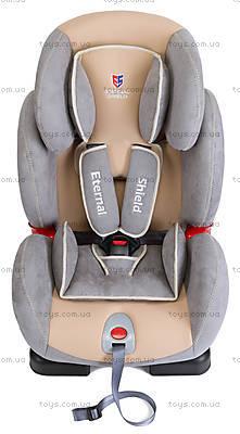 Автокресло Eternal Shield Honey Baby (бежевый/серый), ES02-HB42-002, цена