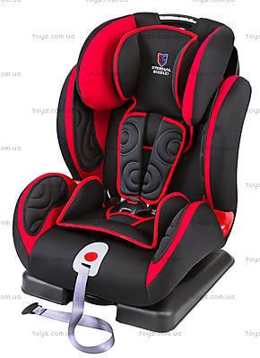 Автокресло Eternal Shield Honey Baby (черный/красный), ES02-HB36-003T
