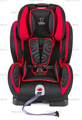 Автокресло Eternal Shield Honey Baby (черный/красный), ES02-HB36-003T, купить