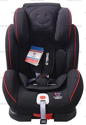 Автокресло Eternal Shield Honey Baby Isofix, черный, KS02N-HB61-001