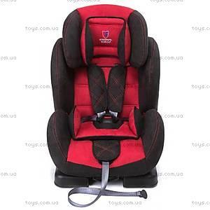 Автокресло Eternal Shield Honey Baby, красно-черное, ES02-H21-009, купить