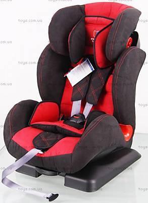 Автокресло Eternal Shield Honey Baby, красно-черное, ES02-H21-009