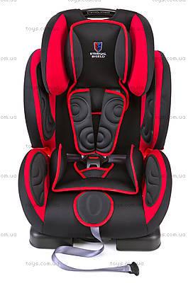 Детское автокресло Eternal Shield Honey Baby (красный/черный), ES02-H36-003T, отзывы