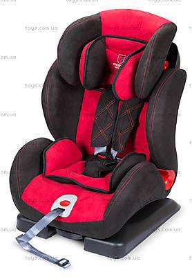 Автокресло Eternal Shield Honey Baby (красный/черный), ES02-HB21-009