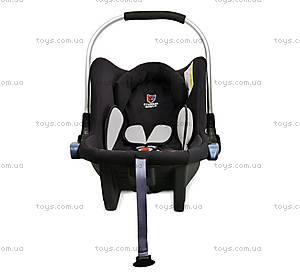 Детской автокресло Eternal Shield Mommy Baby, серый/черный, ES05-M33-001