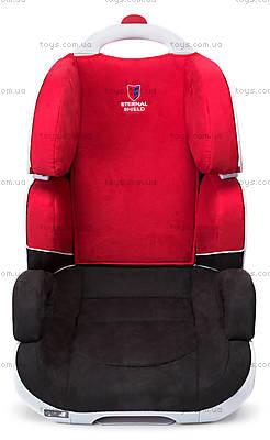 Автокресло Eternal Shield Smart Armor (красный/черный), ES06-S04-001