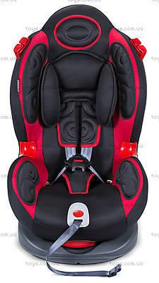 Автокресло Eternal Shield Sport Star (черный/красный), ES01-SB36-018T