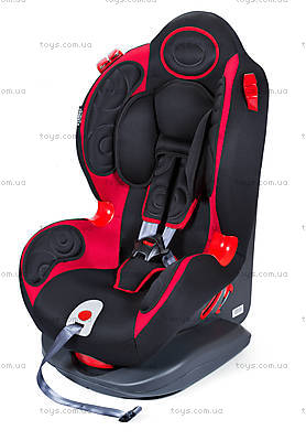 Автокресло Eternal Shield Sport Star (черный/красный), ES01-SB36-018T, купить