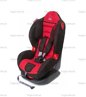 Детское автокресло Eternal Shield Sport Star, красно-черное, ES01-S21-006, купить