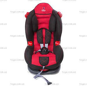 Детское автокресло Eternal Shield Sport Star, красно-черное, ES01-S21-006